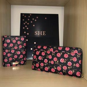 Take 37% Kate Spade ♠️ Hazy Rose Roses Bundle